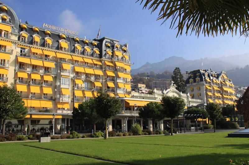 En novembre à Montreux